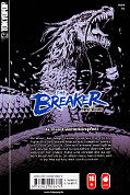 Backcover The Breaker - New Waves 1