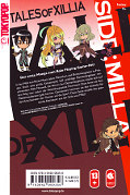 Backcover Tales of Xillia – Side; Milla 1
