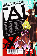 Backcover Tales of Xillia – Side; Milla 2