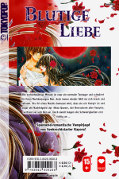 Backcover Blutige Liebe 1