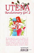 Backcover Utena - Revolutionary Girl 2
