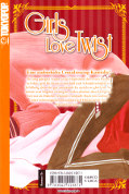 Backcover Girls Love Twist 12