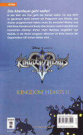 Backcover Kingdom Hearts II 7