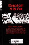 Backcover Magical Girl of the End 1