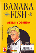 Backcover Banana Fish 5