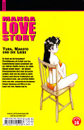 Backcover Manga Love Story 60