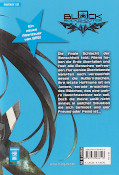 Backcover Black Rock Shooter - The Game 1