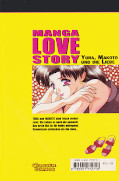 Backcover Manga Love Story 1