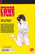 Backcover Manga Love Story 61