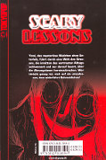 Backcover Scary Lessons 19