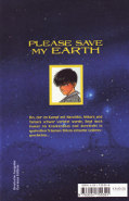 Backcover Please Save My Earth 9