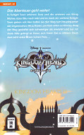 Backcover Kingdom Hearts II 8