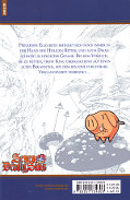 Backcover Seven Deadly Sins 10