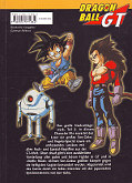 Backcover Dragon Ball GT - Anime Comic 3