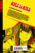 Backcover Kill la Kill 1