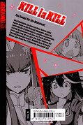 Backcover Kill la Kill 2