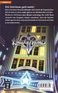 Backcover Kingdom Hearts II 9