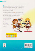 Backcover Golden Time 6