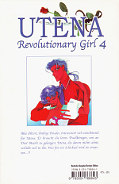 Backcover Utena - Revolutionary Girl 4