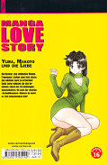 Backcover Manga Love Story 64