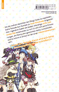Backcover Yamada-kun and the seven Witches 19