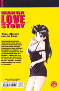 Backcover Manga Love Story 65