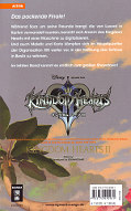 Backcover Kingdom Hearts II 10