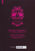 Backcover Secret Service Zero 1