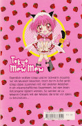 Backcover Tokyo Mew Mew 1