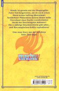 Backcover Fairy Tail - Blue Mistral 1