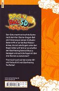Backcover Dragon Ball SD 3