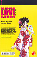 Backcover Manga Love Story 66