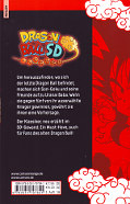 Backcover Dragon Ball SD 4