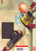 Backcover One-Punch Man 2