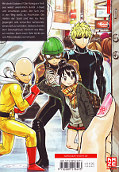 Backcover One-Punch Man 5