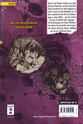 Backcover Corpse Party - Book of Shadows 3