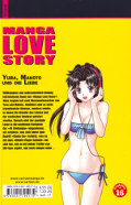 Backcover Manga Love Story 67