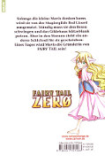 Backcover Fairy Tail Zero 1
