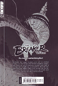 Backcover The Breaker - New Waves 10