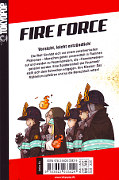 Backcover Fire Force 1