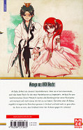 Backcover Magi - The Labyrinth of Magic 31