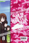 Backcover Girls und Panzer – Little Army 2