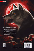 Backcover Werewolf Game – Beast Side 1