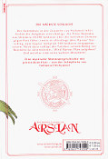 Backcover The Heroic Legend of Arslan 7