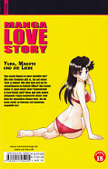 Backcover Manga Love Story 70