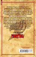 Backcover Fairy Tail 61