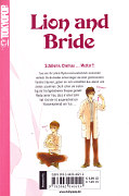 Backcover Lion and Bride 1