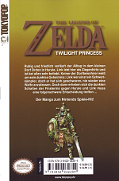Backcover The Legend of Zelda: Twilight Princess 3