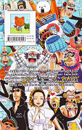 Backcover One Piece Party 3