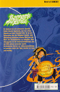 Backcover Shaman King 2